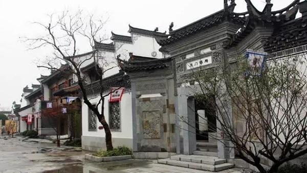 芜湖鸠鹚古镇